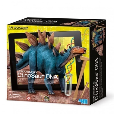 4M 4M Stegosaurus Dinozor Dna Renkli